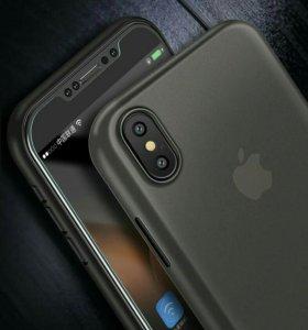 Чехол для iPhone 7,8,X