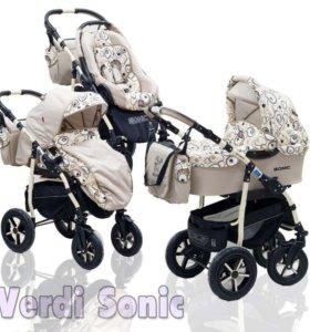 коляска Sonic Verdi 3 в 1