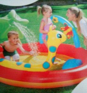 Игровой центр бассейн