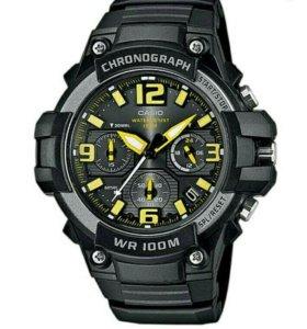 Новые часы Casio MCW-100H-9A.