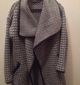 Кардиган-пальто