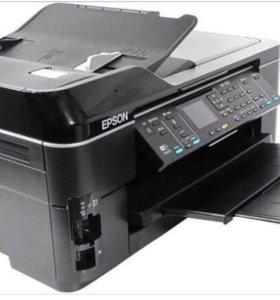 Принтер, сканер, факс, копир