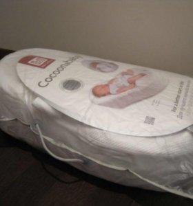 Кокон для новорожденных Red Castle