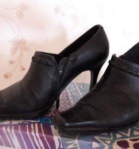 Туфли 38 размера, б/у