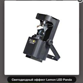 Продам сканер Lemon DMX512 LED PANDA