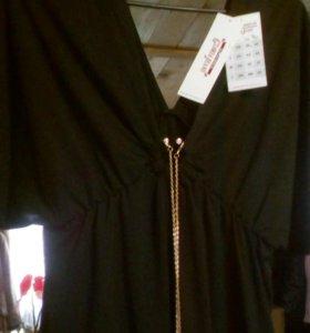 Блузка новая 46 размер.