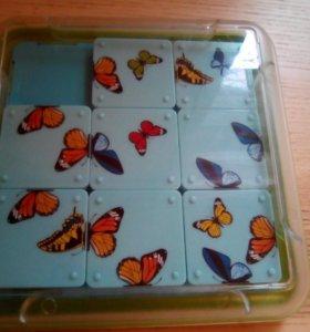 Логическая игра бабочки