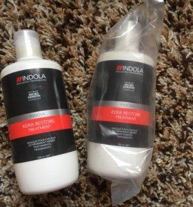 Indola kera restore маска для волос 750 мл