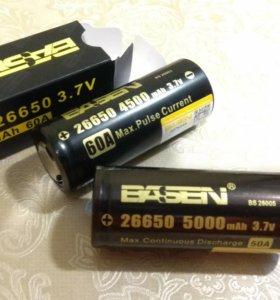 BASEN IMR 26650