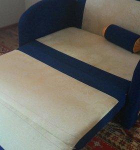 Диван-кровать(ортопедический)