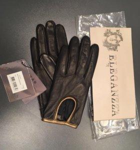 Перчатки ELEGANZZA, новые