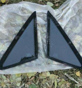 Продам задние боковые стёкла для Деу Нексия.