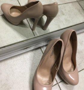 Туфли женские. Б/у.