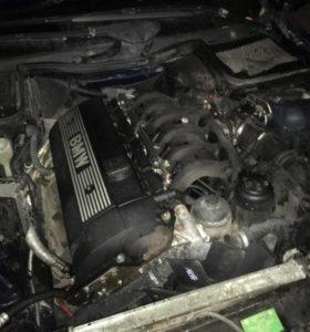 Двигатель bmw m52 2.3