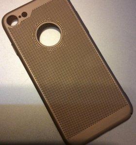 Чехол для IPhone 7 ( новый)