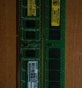 Оперативная память 4 гига