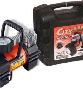 Новый Компрессор CityUP AC-587 Master (Tornado)