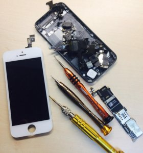 iPhone ремонт любой сложности