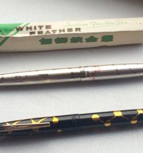 Ручки китайские перьевые новые