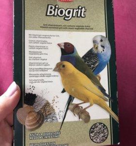 Минеральная подкормка для птиц