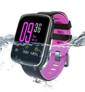 Умные часы Smart Watch GV68 pink(розовые)