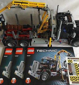Lego Technic 9397/ Лего Техник Лесовоз