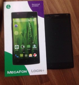 Megafon Login+