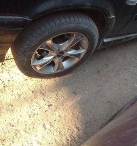 Редкие колёса
