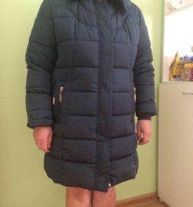 Куртка осень-зима 50-52