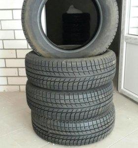 Новая зимняя резина Michelin x-ice R16