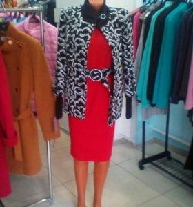Пальто новое женское кашемир