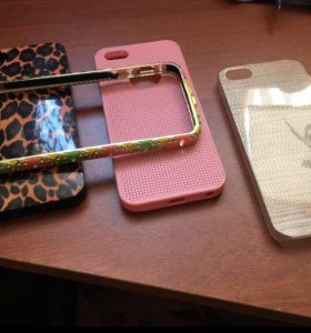 Чехлы на iPhone 5,5s,SE.