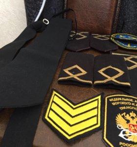 Одежда для ГМУ Ушакова