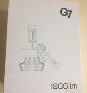 Комплект светодиодных ламп H11