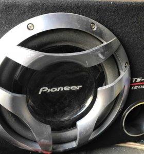 Сабвуфер Pioneer ts-ws303