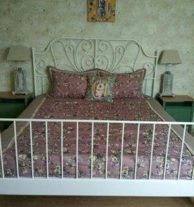 Красивое покрывало на двуспальную кровать