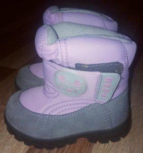 Зимние ботинки I-glu