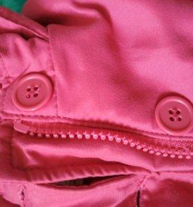 Куртка для малышки демисезонная