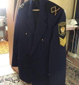Китель мужской 46-48 размер для ГМУ Ушакова