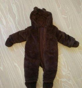 Комбинезон-медвежонок