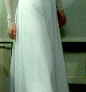 Свадебное платье, 44 размер