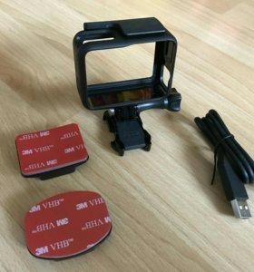 Крепление - рамка GoPro для hero 5 (комплект)