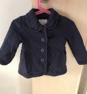 Куртка для девочки 1-2 года Gymboree