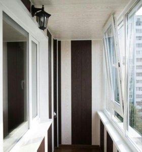 Застеклим балкон или лоджию