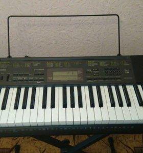 Синтезатор Casio CTK - 2200 со стойкой