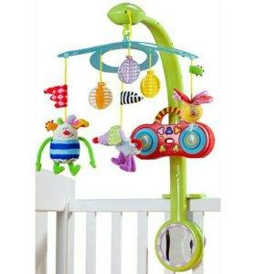 Мобиль для кроватки taf toys c mp3