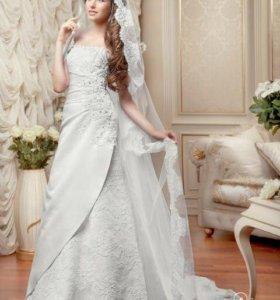 Свадебное платье от ДМ Belfaso