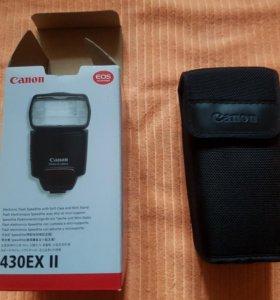 Canon Speedlite 430EX 2