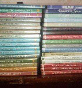 диски аниме