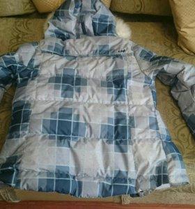 Куртка женская зимняя декатлон 46-48